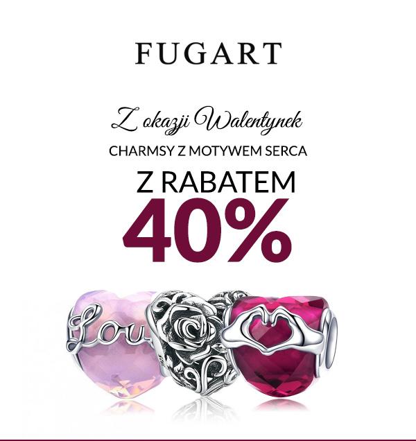 Rabat na Charmsy -40%