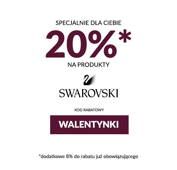 Rabat na Swarovski -20%