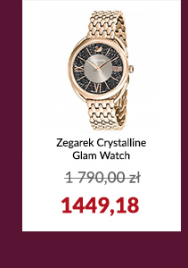 Zegarek Crystalline Glam Watch