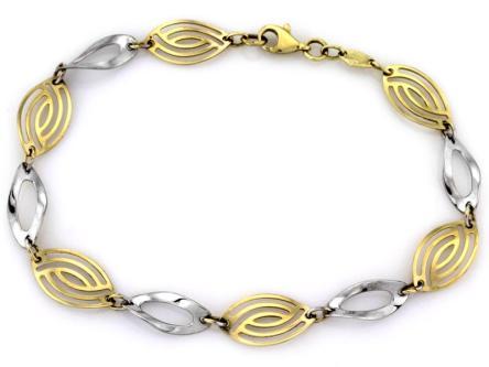 Bransoletka złota BR2375