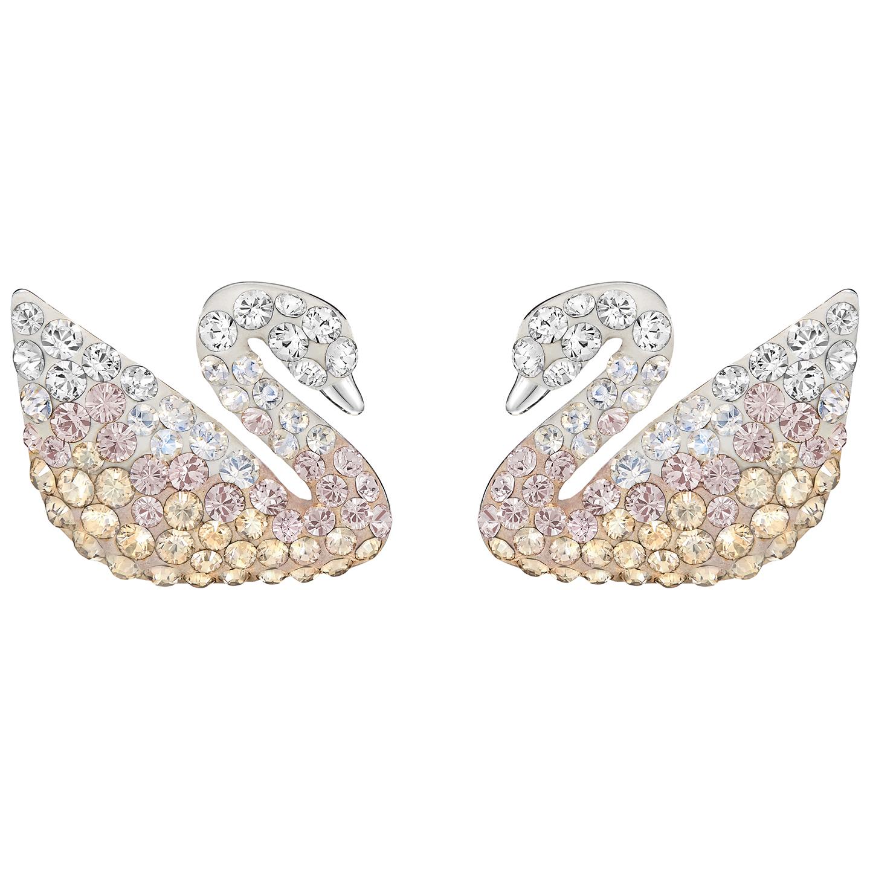 Kolczyki SWAROVSKI • Iconic Swan Pierced Earring 5215037
