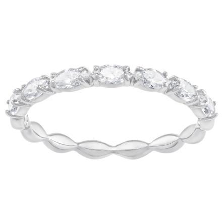 Pierścionek Swarovski • Vittore Marquise Ring, White, Rhodium plating 5354786 5366570