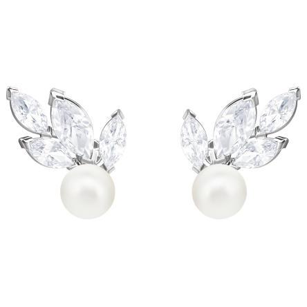 Kolczyki SWAROVSKI • Louison Pearl Pierced Earrings 5422683