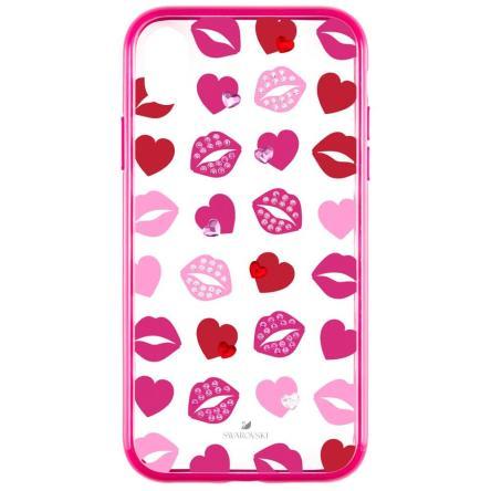 Etui SWAROVSKI • Lovely, iPhone® XR, Pink 5474735
