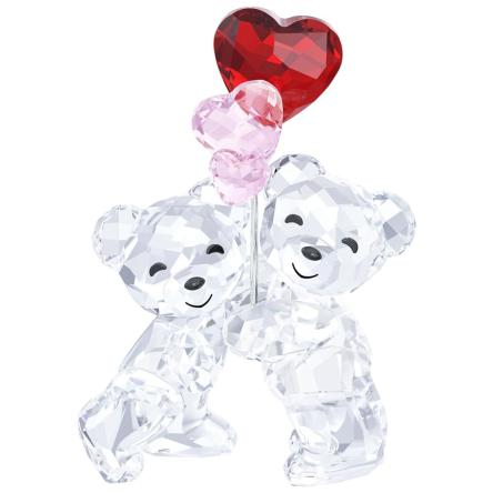 Figurka SWAROVSKI • Kris Bear - Heart Balloons 5185778