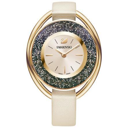 Zegarek Swarovski • Crystalline Oval Watch 5296319