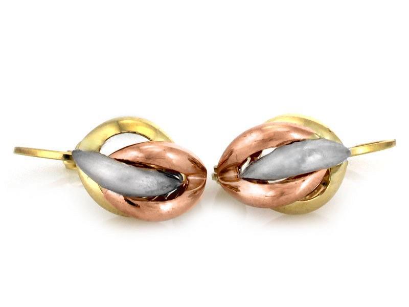 Kolczyki złote KL4142